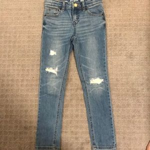 Cat and jack skinny sequin jeans
